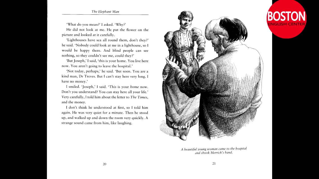 english literature the elephant slavamir mirzok The elephant man is a 1982 american biographical television film directed by jack hofsiss about the 19th-century english medical curiosity joseph merrick the.