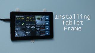 Installing TabletFrame