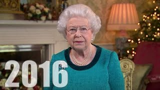 The Queen's Christmas Message 2016