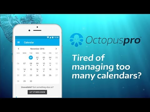 OctopusPro - Calendar Management Software for Field Services