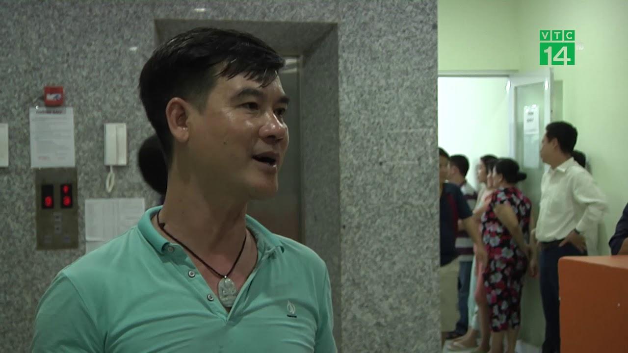 Cư dân chung cư Khang Gia Chánh Hưng điêu đứng vì chủ đầu tư mất tích | VTC14