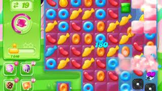 Candy Crush Jelly Saga Level 1242