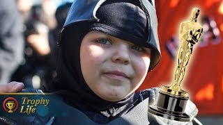 Batkid Cut From Oscars Telecast