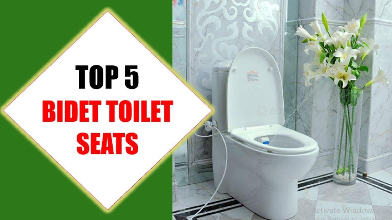 Top 5 Best Bidet Toilet Seats 2018 Best Bidet Toilet