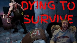 Dying to Survive - Dead by Daylight Ep 3 (Twitch Stream 11/2/2018)