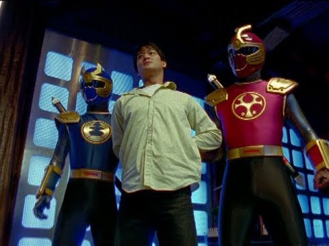 Power Rangers Ninja Storm - Thunder Rangers Identities | Episode 6