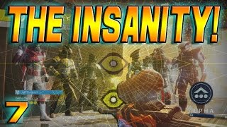 Destiny - Insane Moments - Trials of Osiris Highlights! #7