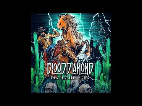 """Blood Diamond """"Death Valley Blues"""" (Full Album) 2015 Stoner/Sludge Metal"""