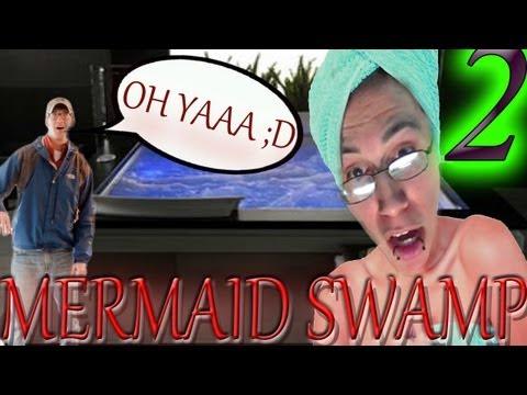 Mermaid Swamp Horror Rpg Game - I AM NAKED!! Part 2 (Download)