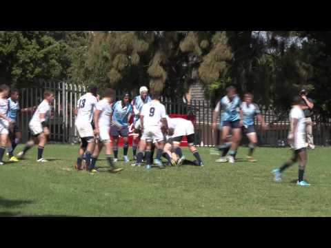 Rondebosch v Worcester Gym rugby 2014