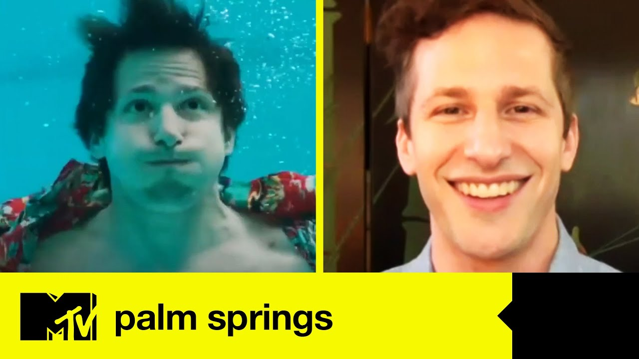 Andy Samberg Talks Palm Springs, What's Next For Brooklyn Nine-Nine & Naked Desert Runs | MTV Movies