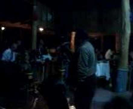 Mi tata en final de Karaoke
