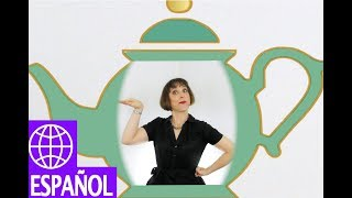 fcce02e4 Songs for Kids in Spanish - I'm a Little Teapot - by Alina Celeste