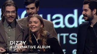 Dizzy wins Alternative Album of the Year | Junos Gala Dinner & Awards 2019 thumbnail
