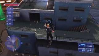 Crackdown Xbox 360 Gameplay - Jump Fest