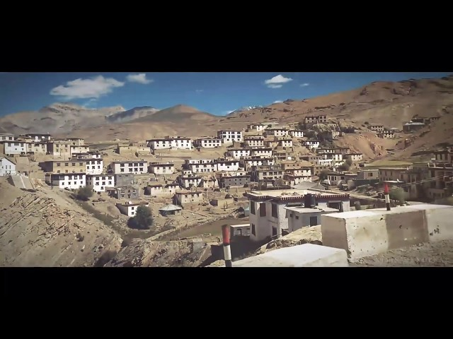 Spiti Valley - The Middle Land, August 2014