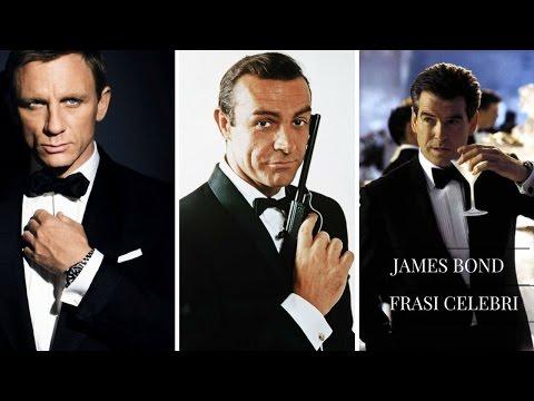 James Bond: Frasi Celebri