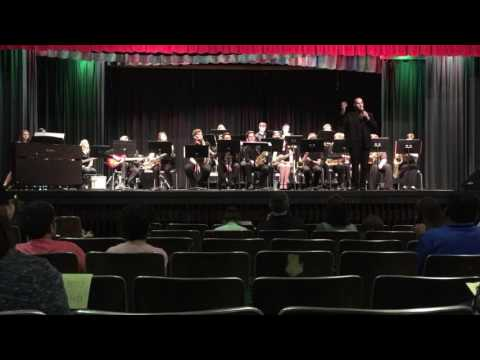 Iredell, NC - All Country High School Jazz Concert April 2017
