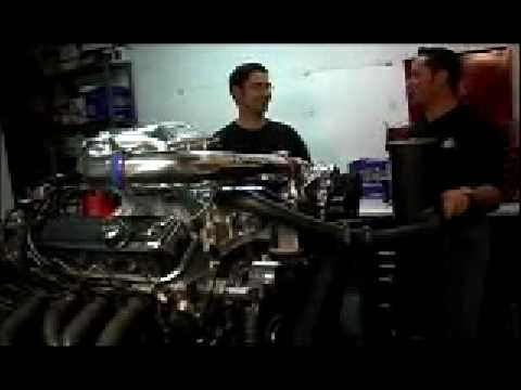 Fast Times 1000 Horsepower 93 Octane Pump Gas Chevy V8TV-Video