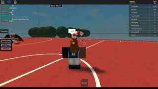 Girl Roblox BasketBall Player Back With The Awesomeness!