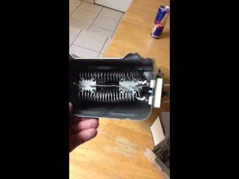 Como arreglar secadora Kenmore cuando ya no seca - YouTube on