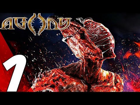 AGONY - Gameplay Walkthrough Part 1 - Prologue (Full Game) Ultra Settings