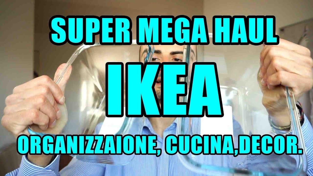 HAUL IKEA : CONTENITORI CUCINA - HOME DECOR - ORGANIZZAZIONE