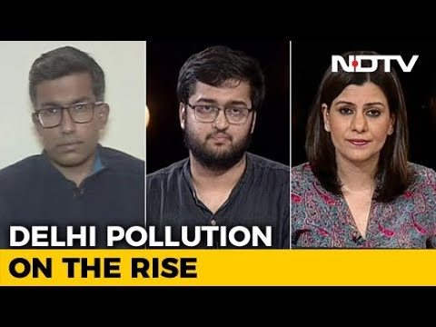 Delhi Caught Unprepared By Pollution Again?