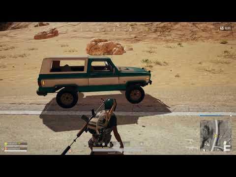 PLAYERUNKNOWN'S BATTLEGROUNDS: Single Kill | GeForce 로 촬영