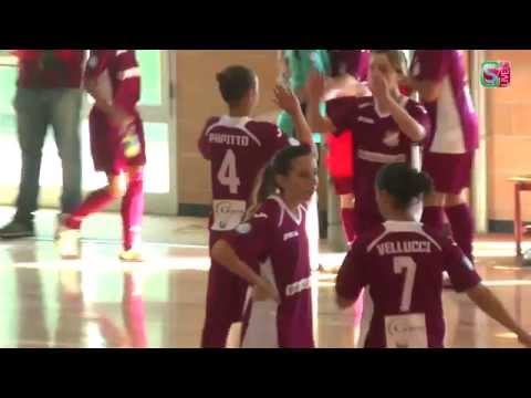 Calcio A 5, Serie A Femminile: Bellator Ferentum - Virtus Ciampino, Highlights E Interviste
