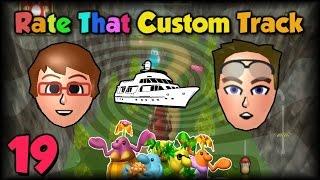 Mario Kart Wii - Rate That Custom Track #19 ~ Sketchy!