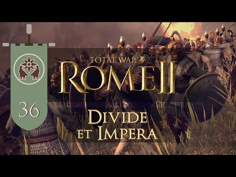 Total War: Rome II (Divide et Impera) - Armenia - Ep.36 - War with the Seleucids!
