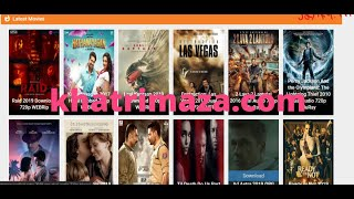 how to download movie in khatrimaza