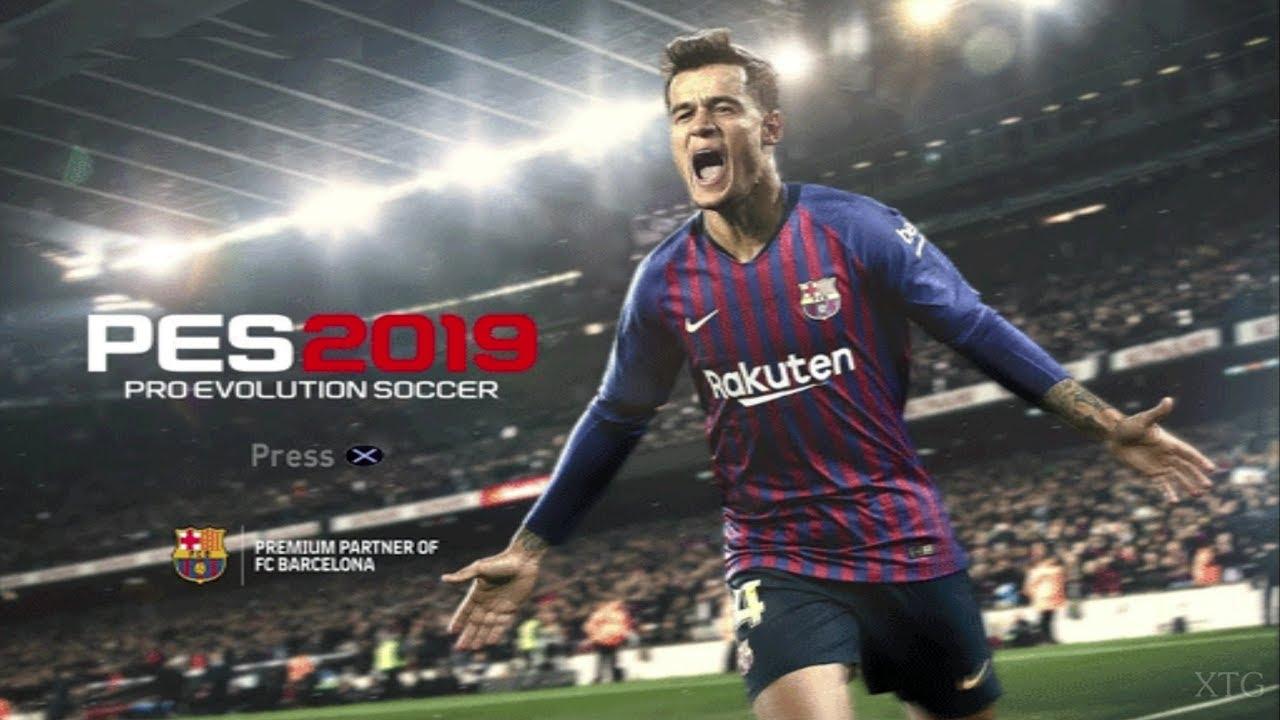 PS2 PES 2018 ENGLISH VERSION