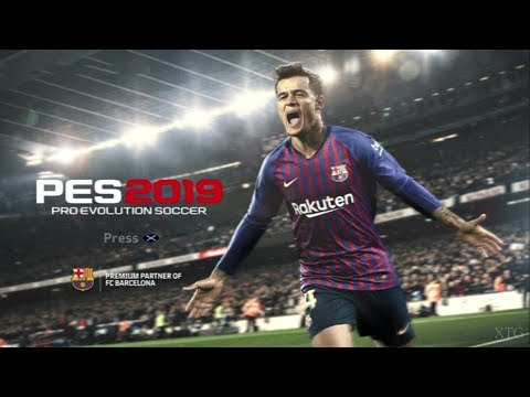 Pro Evolution Soccer 2019 PS2 Gameplay HD (PCSX2)