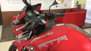 New TVS Apache RTR ★ Matte Red ★ review 2017 ★ NabenVlogs