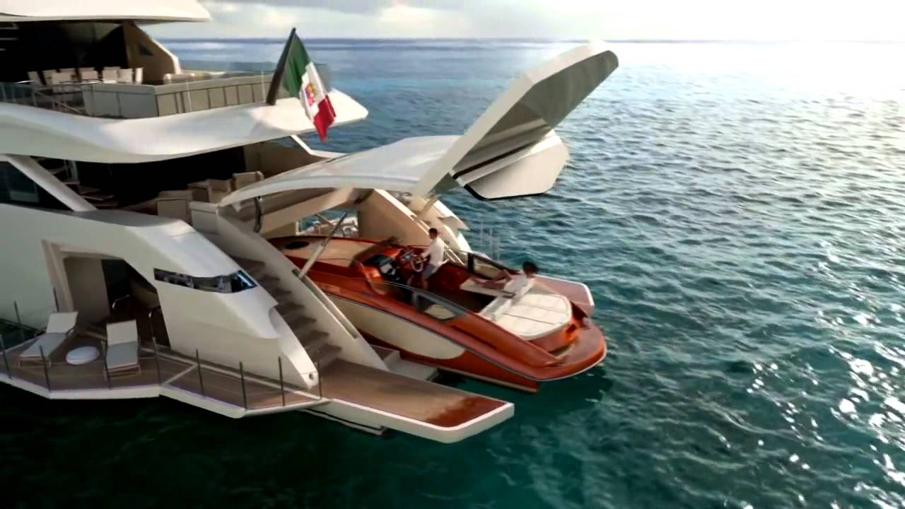 The New Wider 50meter 165 By Wider Yachts Youtube