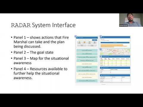"ICAPS 2020: Grover et al. on ""RADAR: Automated Task Planning for ..."