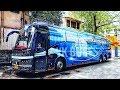 BEAUTIFUL  VOLVO  B11R BUS OF SRI VINAYAKA TRAVELS!!!