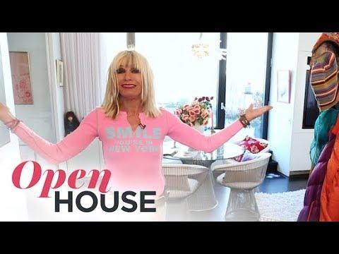 Betsey Johnson's New York Apartment | Open House TV