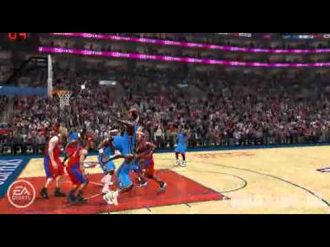 Green dunk vs Clippers