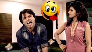 शराब और आशिकी में क्या कनेक्शन ? - Funny Husband | Hindi Latest Comedy Jokes