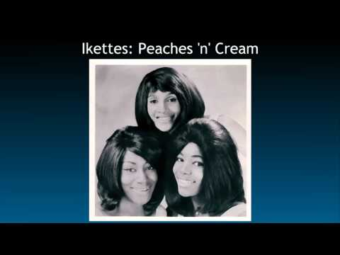 Ikettes: Peaches 'n' Cream