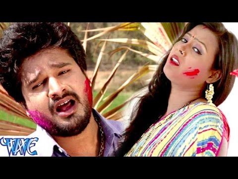 मोरे राजा हो भेजs कश्मीर से अबीर - Lalka Rang - Ritesh Pandey - Bhojpuri Sad Holi Songs 2016 new