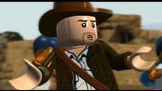 Download Video LEGO Indiana Jones 2 - All Cutscenes MP3 3GP MP4
