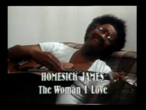 Homesick James - At His House - Chicago (1980)