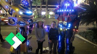 KIDS FIRST TRIP TO LAS VEGAS (11.15.13 - Day 595)