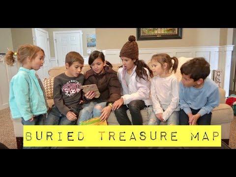 THOUSAND MILE TREASURE HUNT! | Road Trip for Buried Treasure