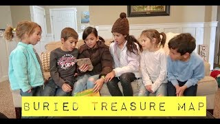THOUSAND MILE TREASURE HUNT! | Road Trip for Buried Treasure