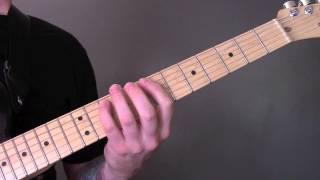 Catfish & The Bottlemen - Sidewinder Guitar Tutorial